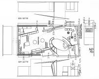 plan-design de stand Gotcha